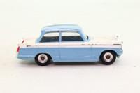 Dinky Toys 189; Triumph Herald Saloon; Blue & White