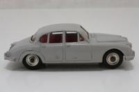 Dinky Toys 195; Jaguar Mk2 3.4 Litre; Grey; Red Seats