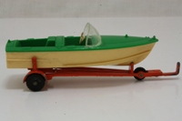 Dinky Toys 796; Healey Sports Boat