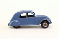 Dinky Toys 24T; Citroen 2CV; Light Blue