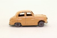 Dinky Toys 160; Austin A30; Beige, Grey Plastic Wheels