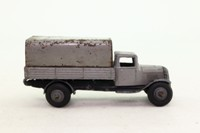 Dinky Toys 25b; Dinky Toys 25b; Covered TruckType 3; Grey, Light Grey Cover