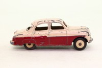 Dinky Toys 164; Vauxhall Cresta; Maroon and Cream