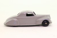 Dinky Toys 39c; Lincoln Zephyr Coupe; Light Grey