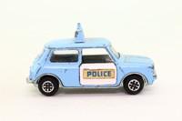 Dinky Toys 255; Mini Clubman Saloon; Police Panda Car