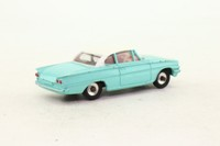Dinky Toys 143; Ford Consul Capri; Green; White Roof