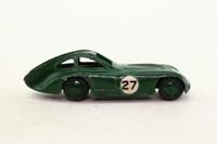 Dinky Toys 163; Bristol 450 Coupé; Green, Green Hubs; RN27