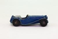 Dinky Toys 38f; Jaguar SS Sports Car