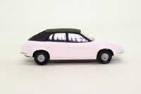 Dinky Toys 123; Austin Princess 2200HL; White, Black Vinyl Effect Roof