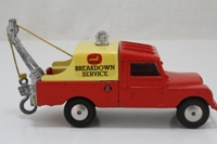 Corgi 417; Land-Rover Series 1 109 Breakdown Truck
