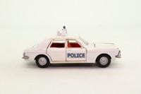 Dinky Toys 255; Ford Zodiac Mk IV; Police Car