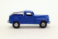 Dinky Toys Code 3; Plymouth Estate Car; Pickup Conversion; Blue