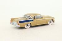 Dinky Toys 169; Studebaker Golden Hawk; Gold With Blue Flash
