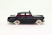 Atlas Dinky Toys 546; Opel Rekord; Taxi Cab; Black