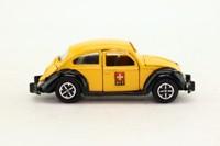 Dinky Toys 262; Volkswagen Beetle; Swiss Post PTT