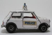 Dinky Toys 250; Morris Mini Cooper; Police, Speedwheels