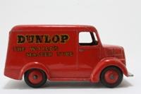 Dinky Toys 451; Trojan 15cwt Van; Dunlop