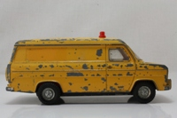 Dinky Toys 417; Ford Transit; Motorway Services