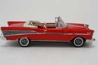 Dinky by Matchbox; 1957 Chevrolet Bel Air Convertible