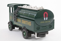 Corgi Classics 97742; John Smith's Brewery Truck Set; AEC Tanker & Thornycroft Beer Truck