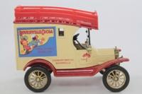 Corgi Classics 8101; 1915 Ford Model T Van; Cadbury's Bourneville Cocoa