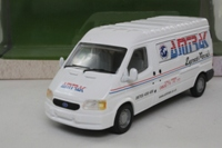 Corgi Classics FT-55105; 1992 Ford Transit Van; Amtrak Express Parcels Ltd