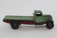 Dinky Toys 25c; Flat Truck Type 2; Green