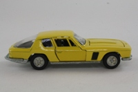 Dinky Toys 188; Jensen FF; Yellow, Regular Wheels