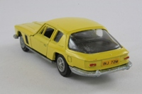 Dinky Toys 188; Jensen FF; Yellow, Regular Wheels