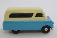Corgi Classics D982/1; Bedford CA Van; Dormobile Crew Bus Cream & Light Blue