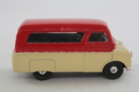 Corgi Classics D982/2; Bedford CA Van; Dormobile Crew Bus Cream & Red