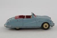 Dinky Toys 140a; Austin Atlantic; Light Blue, Red Seats, Cream Hubs