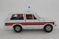 Dinky Toys 254; Range Rover Police, Speedwheels
