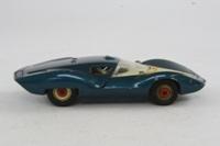 Corgi 347; Chevrolet Astro 1 Experimental Car; Blue Metallic, Red Dot Whizzwheels