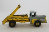 Dinky Toys 38a/895; Unic Mulitbenne Skip Truck