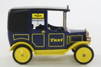 Dinky Toys 115; Vintage Taxi