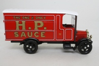 Corgi Classics C907; 1929 Thornycroft Van; HP Sauce, The One and Only