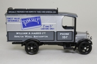 Corgi Classics C859/7; 1929 Thornycroft Van; Leda Salt, William Harris, Northampton