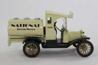 Corgi Classics C864/4; 1915 Ford Model T Tanker; National Benzole Mixture
