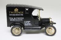 Corgi Classics C865/5; 1915 Ford Model T Van; Twinings Tea & Coffee Merchants