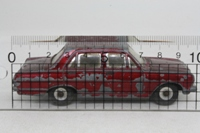 Dinky Toys 151; Vauxhall Victor 101; Metallic Red