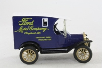 Corgi Classics C965; 1915 Ford Model T Van; Ford England 75th Anniversary
