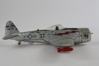 Dinky Toys 734; Republic P47 Thunderbolt Fighter; USAAF