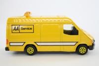 Corgi Classics C656/3; Ford Transit Van; Ambulance