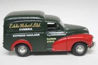 Corgi Classics D957; Morris Minor Van; Eddie Stobart