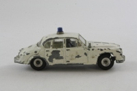 Dinky Toys 269; Jaguar Motorway Police Car
