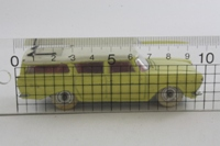 Dinky Toys 193; Rambler Cross Country; Yellow, White Roof