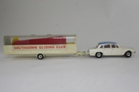 Dinky Toys 118; Tow-Away Glider Set