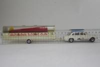 Dinky Toys 118; Tow-Away Glider Set; White Triumph 2000, Trailer & Glider