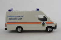 Corgi Classics; Ford Transit Van; Code 3: Grampian Police Accident Unit